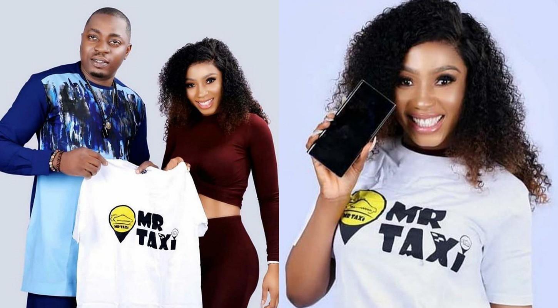 BBNaija winner Mercy bags new premium endorsement with Mr Taxi
