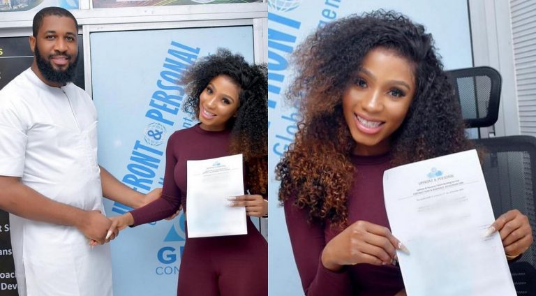 Reality star Mercy joins Frodd as ambassador of entertainment company, Upfront & Personal Bookings