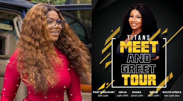 Tacha reactivates her IG account, announces PH homecoming tour
