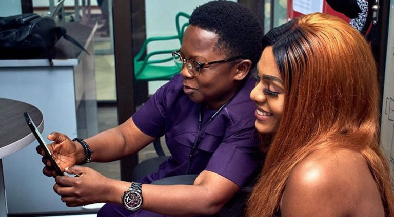 A legend is different from a celebrity – BBNaija's Jackye shares experience with actor Chinedu Ikedieze