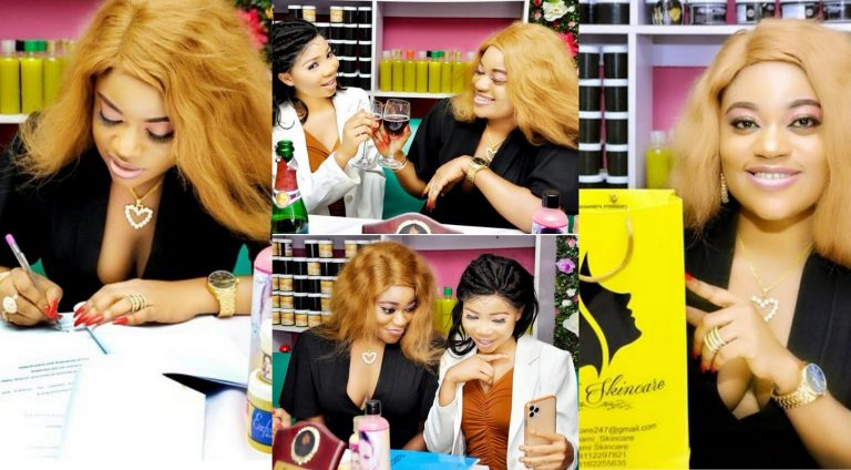 Actress Victoria Kolawole signs new endorsement with Dami Skincare