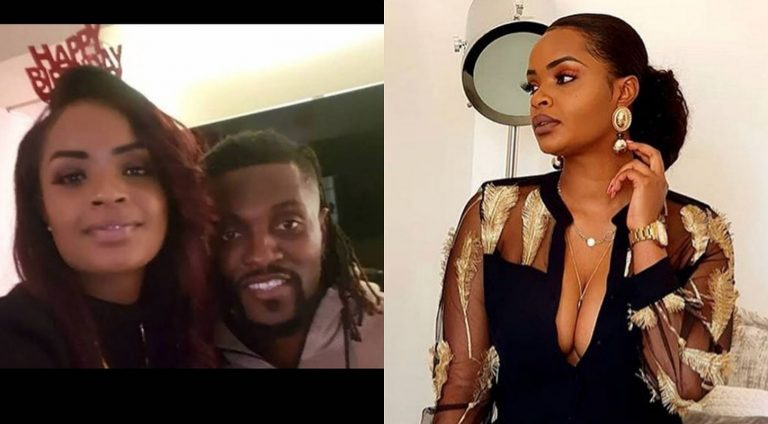 Footballer E. Adebayor splits from girlfriend, the BBAfrica star Dillish Mathews