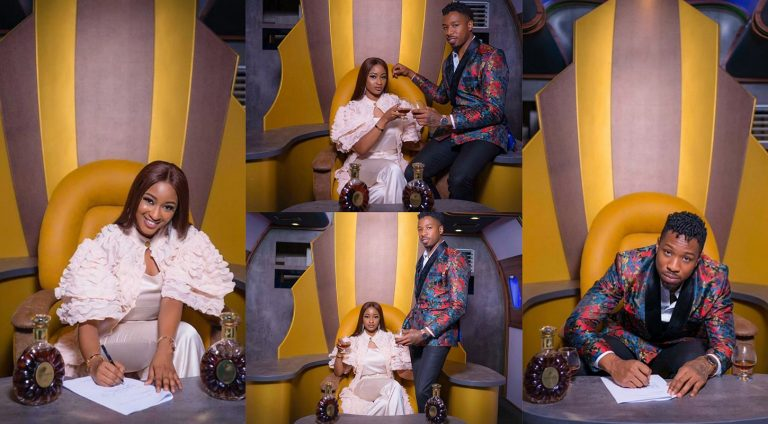 BBNaija's Ike and Kim Oprah secure new deal with Remy Martin through the help of Play Network Africa
