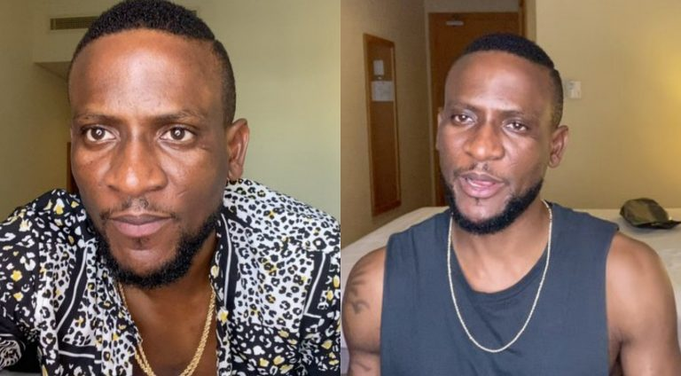 Reality star Omashola cautions those coming to his DM to say they'll commit suicide