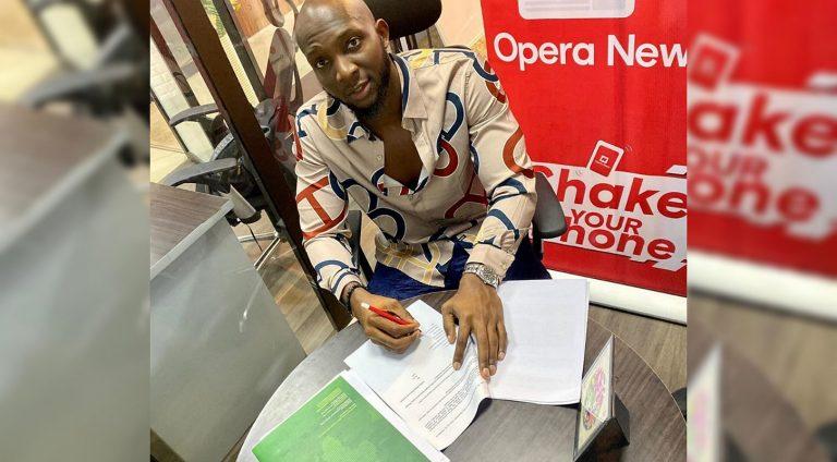 BBNaija's Tuoyo joins Avala and Jackye as Opera News Hub influencer