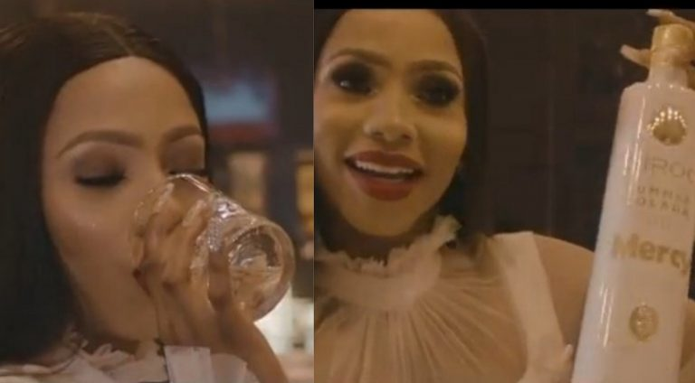 Reality star Mercy garners her own partnership deal with Ciroc
