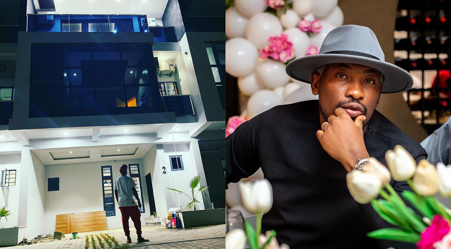 OAP Do2dtun roasts a troll's comment over hating on his acquired new house