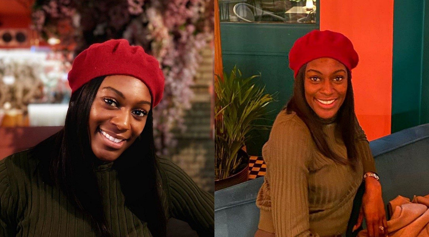 BBNaija Mike's wife, Perri-Shakes Drayton returns to London