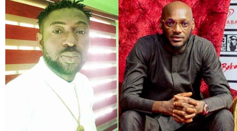 Blackface apologizes to 2baba for calling him thief, says their case has been settled