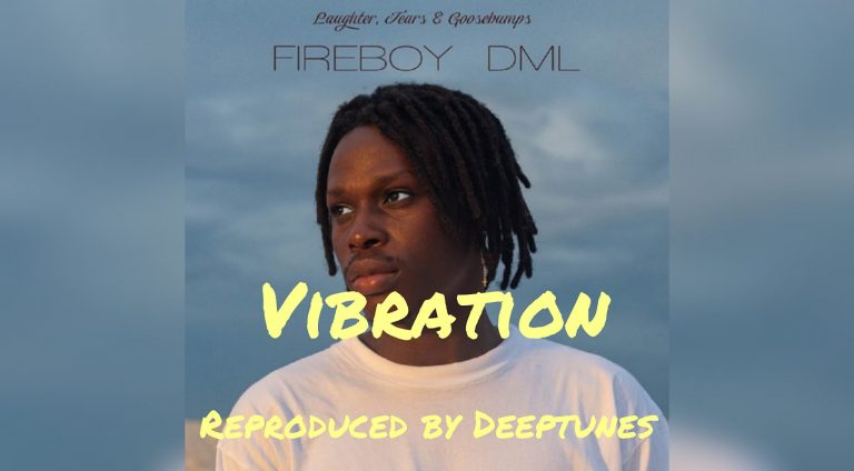 Download Instrumental Fireboy – Vibration (Prod. By Deeptunes)