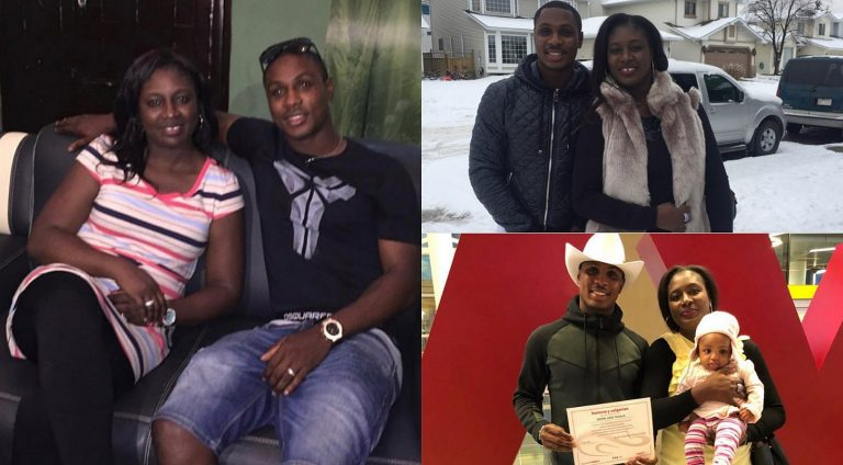 Super Eagles striker Jude Ighalo loses sister, Mary Ighalo