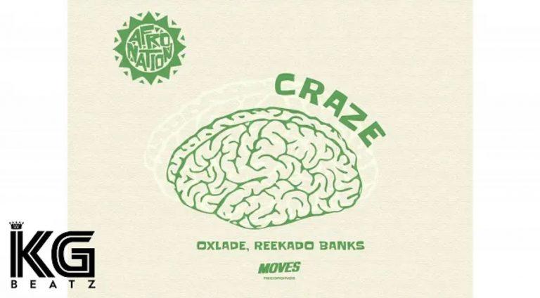 Download Instrumental Oxlade x Reekado Banks – Craze (Prod. By KG Beatz)