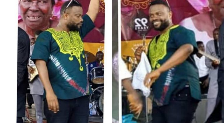 Audio Six-pack: Actor Okon exposed, accused of faking his weight loss