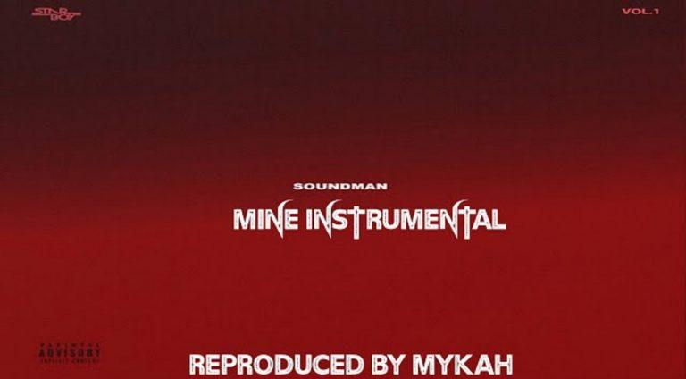 Download Instrumental Wizkid ft. Kel P – Mine (Prod. By Mykah)