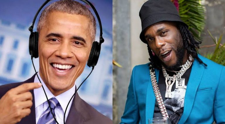 Burna Boy's song, 'Anybody' makes it on Barack Obama's list of Favorite Music 2019