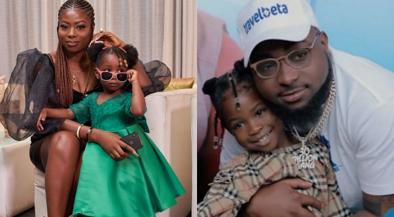 I never asked for a lift – Davido's babymama, Sophia alleged after Davido claimed he gave her and daughter, Imade a lift to Ghana