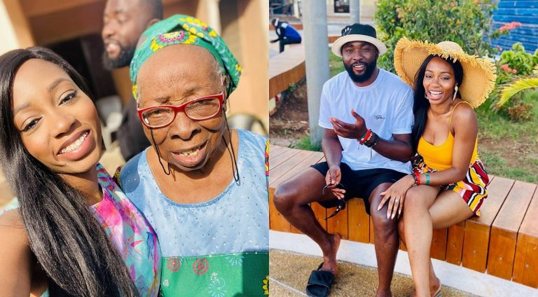 BBNaija's Khafi took Gedoni to her home state, Ekiti to meet her grandma