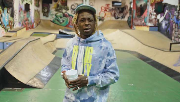 Rapper Lil Wayne hints on coming to Nigeria and Egypt soon