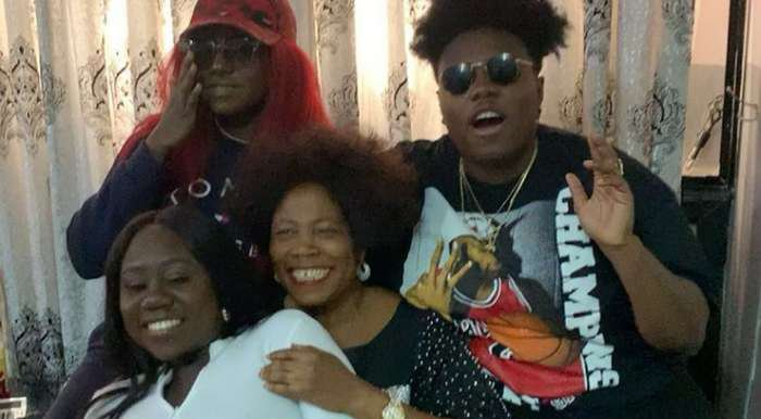 Singer Teni has a beautiful family, check out her older siblings and mom