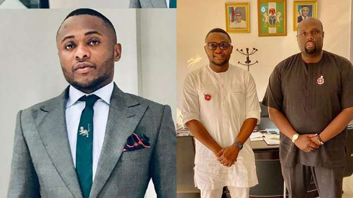 Music mogul, Ubi Franklin appointed as Special Adviser on Tourism to Cross Rivers' Gov Benedict Ayade