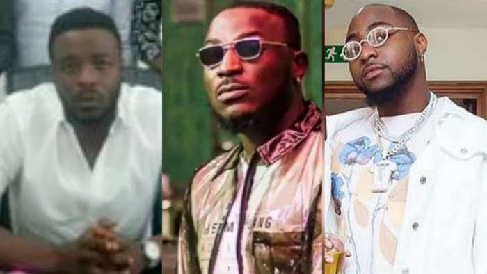 Peruzzi signed 'audio contract' with Davido's DMW – His label, Golden Boy Ent reveals