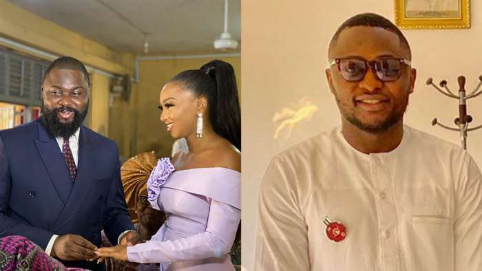 I invited my friend Rere Obaisi to my birthday last year and he found his wife there – Ubi Franklin reveals