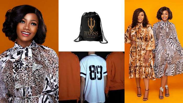 Reality star, Tacha unveils Titans Collections