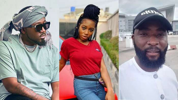 Hold Khafi very well, she's a very correct woman – Rapper, Ice Prince advises Gedoni