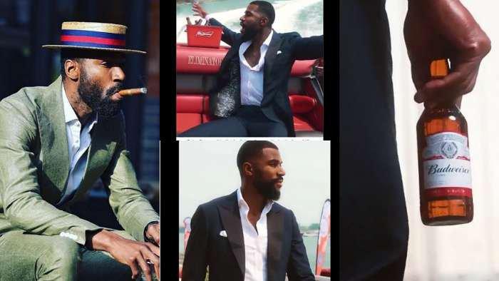 Budweiser Nigeria endorses BBNaija's Mike as her latest brand ambassador