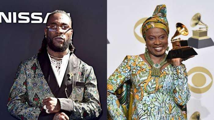 GRAMMYs 2020: Burna Boy loses to Beninese singer, Angélique Kidjo