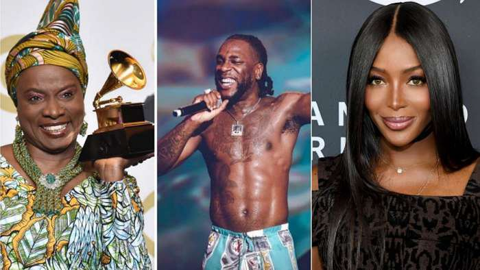 Supermodel, Naomi Campbell writes open letter to GRAMMYs, says Afrobeats genre is way too neglected