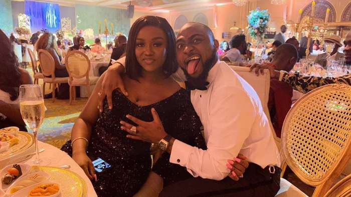 Chioma is all mine – Davido once again, cautions rumour mongers