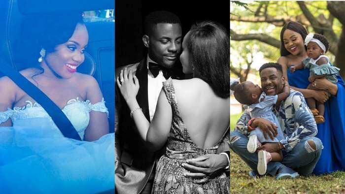 BBNaija host, Ebuka and wife, Cynthia celebrate 4 years marriage anniversary