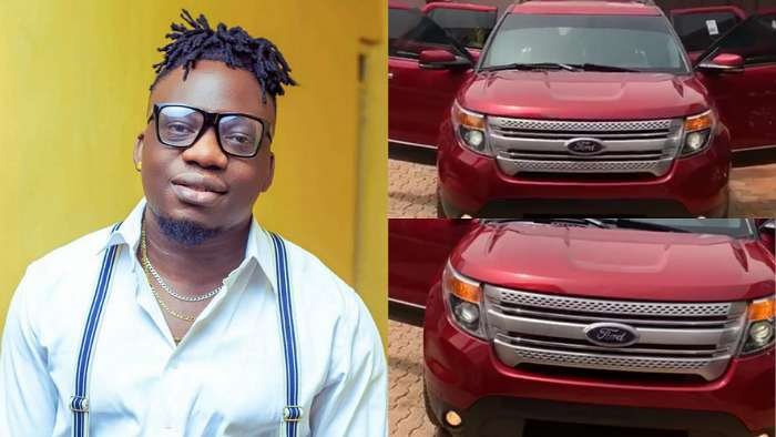 Indigenous singer, Okpuozor of Umu Obiligbo buys himself Ford Explorer SUV
