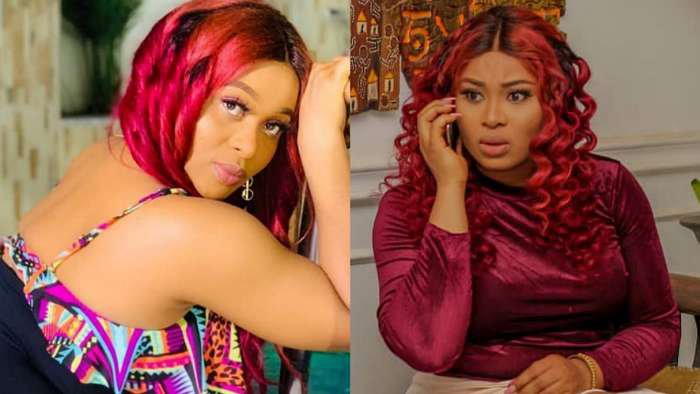 Actress, Inem Peter asks married women to pay her salary due to the way she turns down their husbands