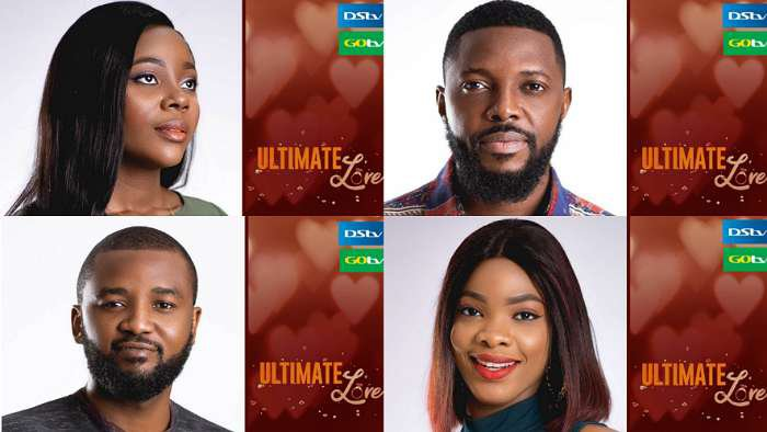 Four new Love Guests, Presh, Uche, Sylvia and Jerry join Ultimate Love reality TV show
