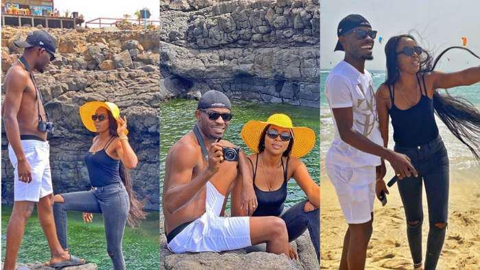 My wife is more beautiful than Toke Makinwa – Comedian, Mr Jollof affirms