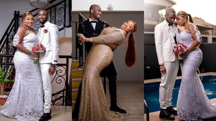 Actress, Anita Joseph finally weds her boyfriend, Michael Fisayo a.k.a MC Fish (see photos)