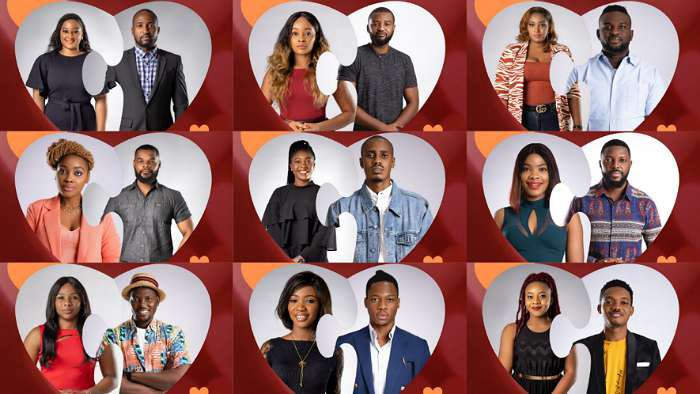 Ultimate Love NG: Love Guests have been paired as couple; see who is paired with the other