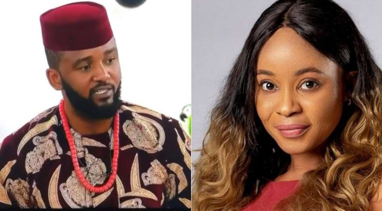 Ultimate Love NG: Uche declares he wants to quit the show because he was paired with Chris, who he doesn't like (watch video)