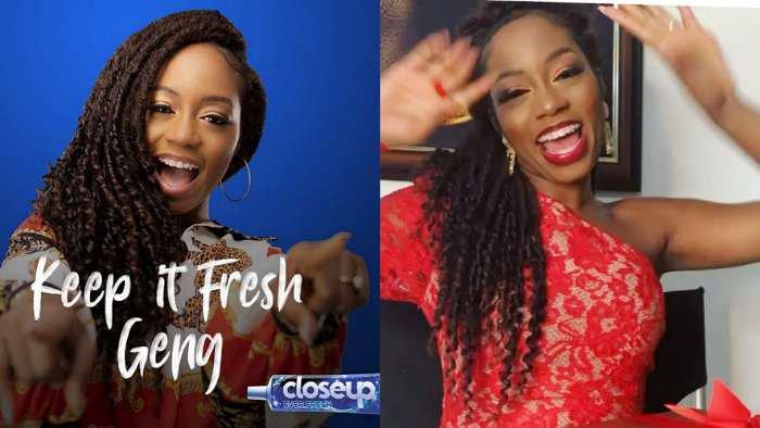BBNaija's Khafi joins Close Up Nigeria as brand ambassador