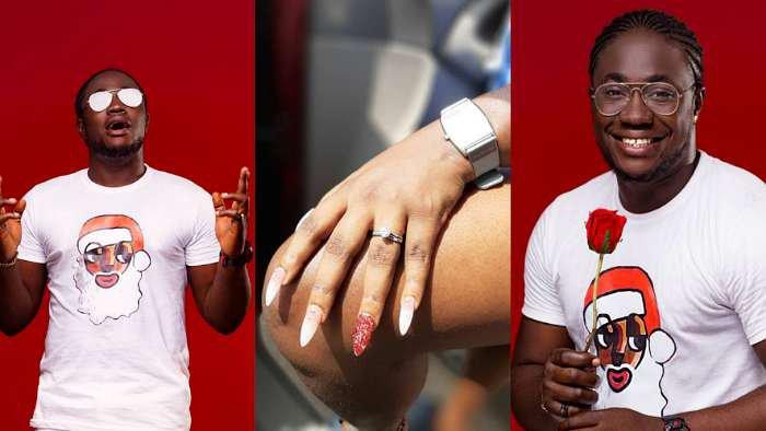 BBNaija star, Bitto Bryan's girlfriend accepts to marry him
