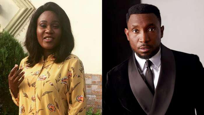Singer, Timi Dakolo's sister, Michelle calls him out on IG for refusing to give her money to start business