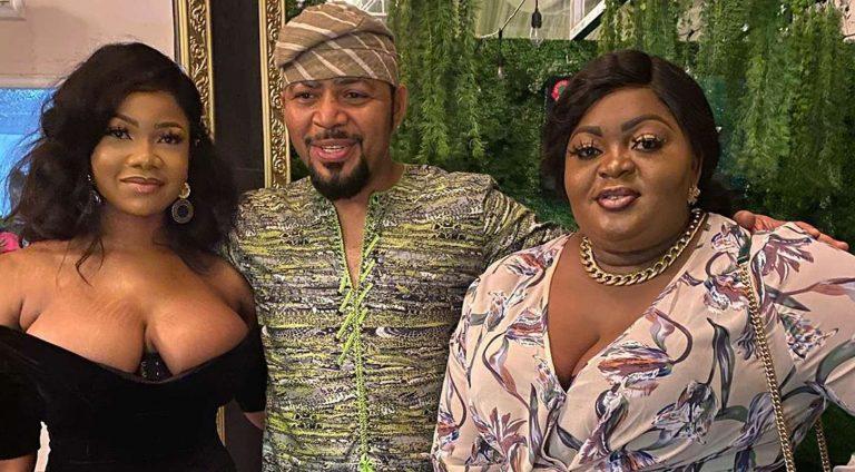 Fans react to BBNaija star, Tacha's daring outfit at AMVCA nominees party