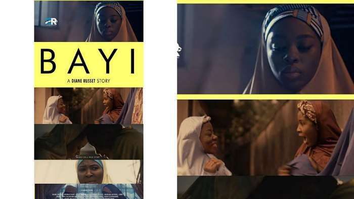 Reality star, Diane Yashim releases her first official movie, BAYI