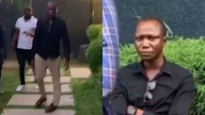 Notorious physically-challenged thief finally nabbed in Lagos