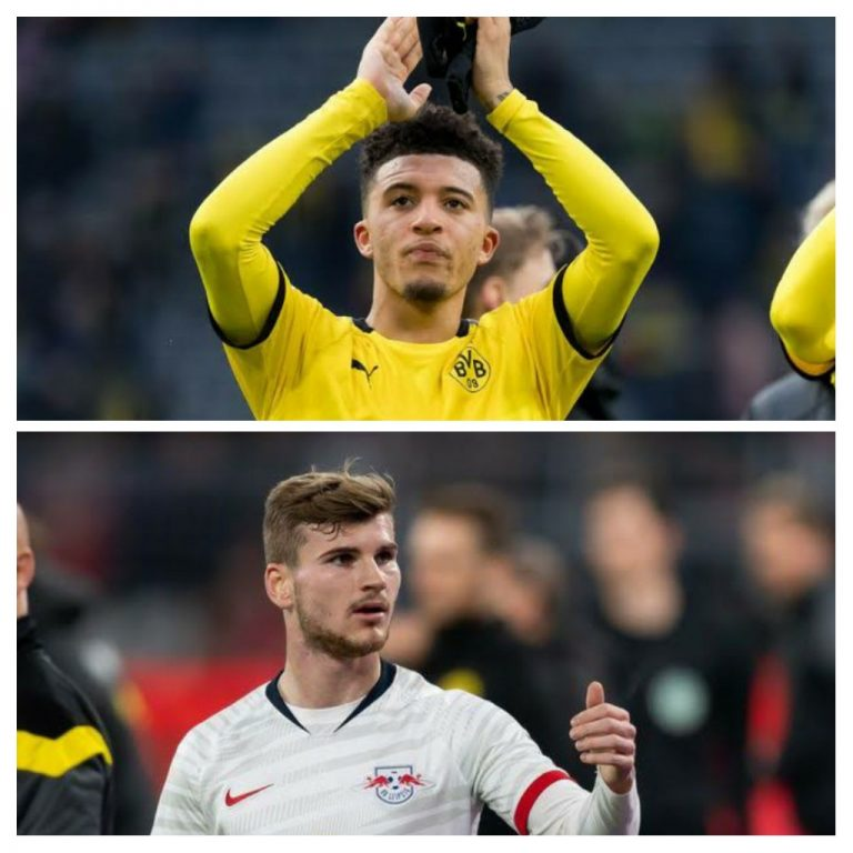 Transfer Talk: Man United and Liverpool battle for Sancho, Werner