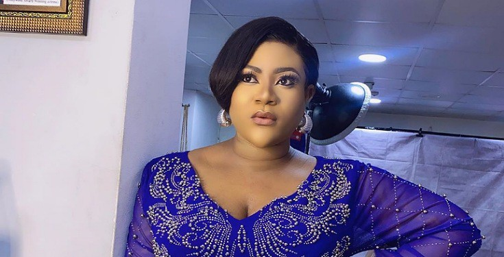 """They can't snap again cos they are at their real homes"" – Nkechi Blessing mocks slay queens"