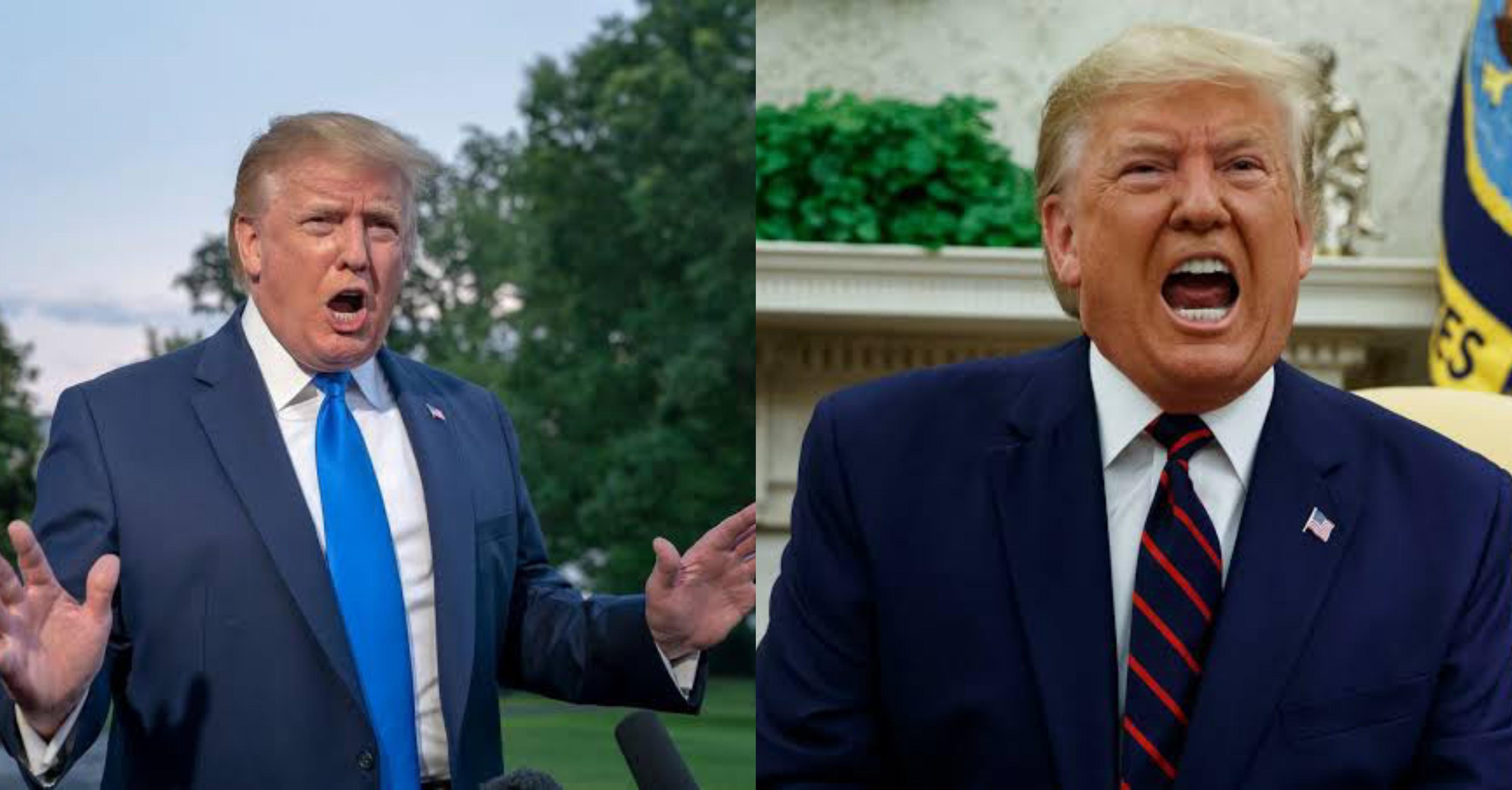 Coronavirus: President Trump Suspends Travel From Europe To USA For 30 Days.