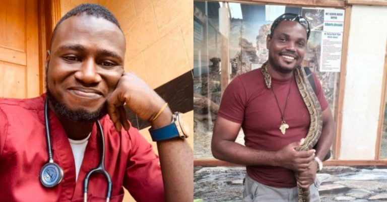 Checkout Hilarious Comments As Vet Advises Nigerians To Quit Being Scared Of Snakes